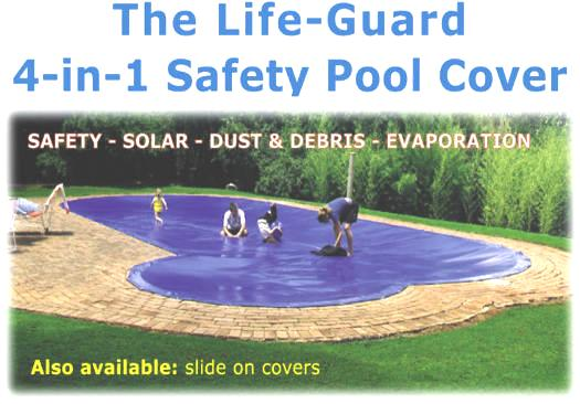 PVC Safety Cover
